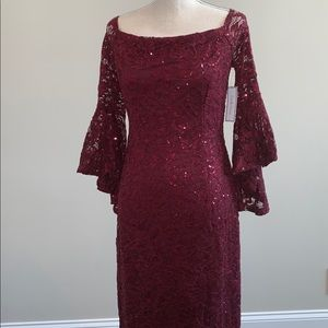 Dresses & Skirts - Midi Dress with Sequins